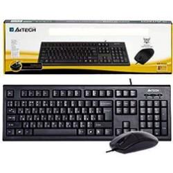 A4Tech Keyboard - K85 - USB Keyboard - Black Color
