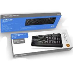Astrum KL560 Rainbow Color Back-lit LED Wired Keyboard