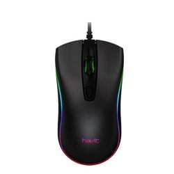 HAVIT MS72 COOL RGB LIGHT USB OPTICAL MOUSE