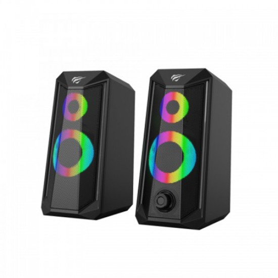 HAVIT SK202 GAMENOTE RGB USB SPEAKER