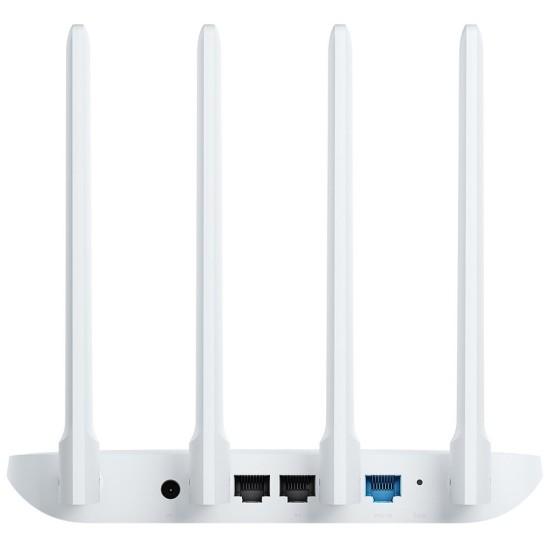 Xiaomi MI 4C R4CM 300 Mbps 4 Antenna Router (Global Version)