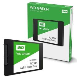 Western Digital Green 120GB SATA SSD