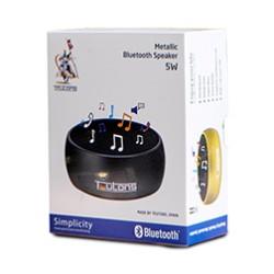 Teutons Simplicity 5W Metallic Bluetooth Speaker