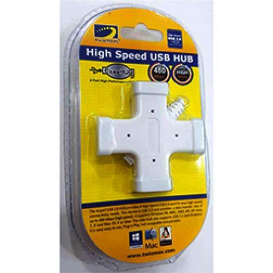 Twinmos 4 Port USB HUB